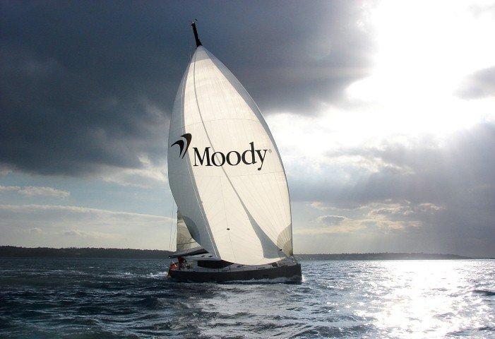 Moody 45DS