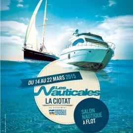 Salon Les Nauticales à La Ciotat 14-22 mars 2015