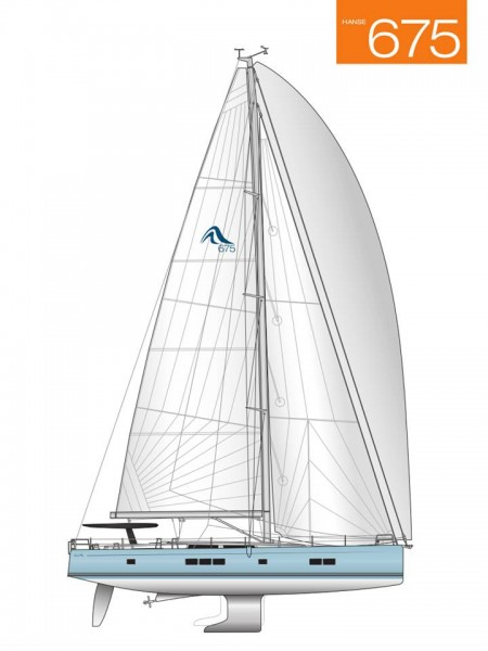 plan de volure Hanse 675
