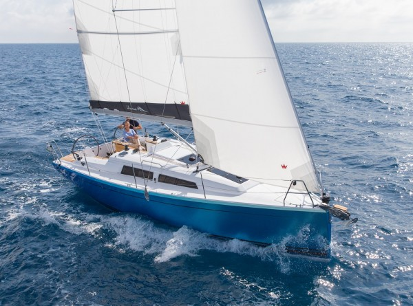 Hanse 315 nautic de Paris 2015