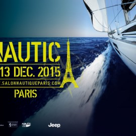 NAUTIC de PARIS 2015