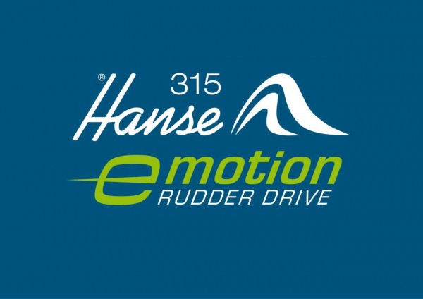 e-motion rudder du Hanse 315
