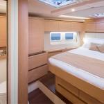 hanse-588-cabines