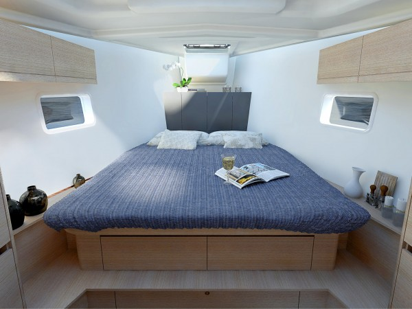 HAnse 418 cabine