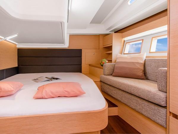 Hanse 548 cabine